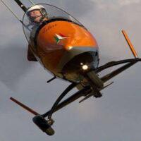 Pilotare un autogiro - Zona Latina