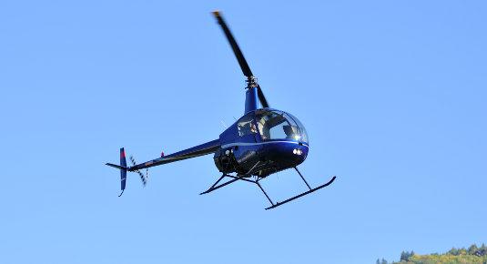 Pilotare un elicottero - Zona Bergamo