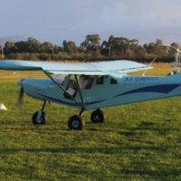 Pilotare un aeroplano - Zona Lucca