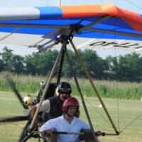 Pilotare un deltaplano a motore - Zona Lucca