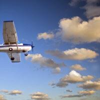 Volo in aeroplano - Zona Venezia
