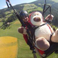 Volo in parapendio biposto - Zona Bressanone