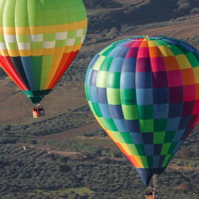 Volo in mongolfiera - Zona Cosenza