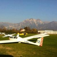 Pilotare un aliante - Zona Udine