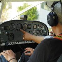 Volo in aeroplano - Zona Lago di Lecco