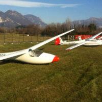 Volo in aliante - Zona Udine