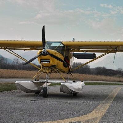 Volo con idrovolante - Zona Lago di Lecco