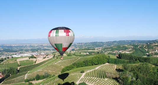Volo in mongolfiera - Zona Cuneo