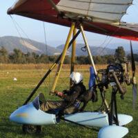 Volo in deltaplano a motore - Zona Lucca