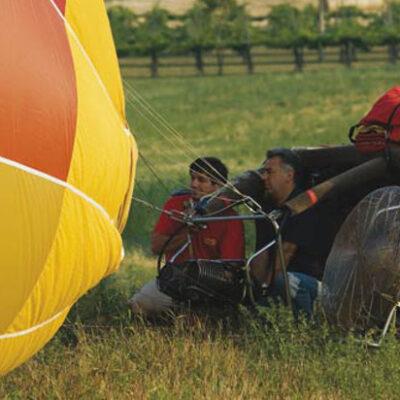 Volo in mongolfiera - Zona Udine