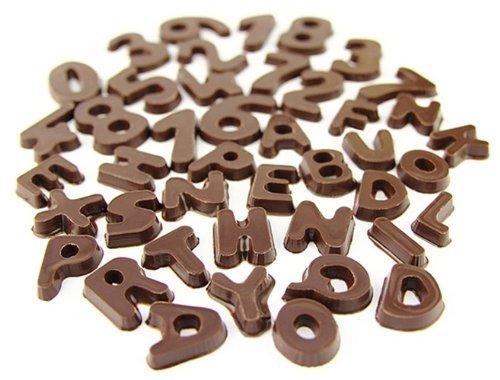 cioccolatini lettere