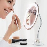 Specchio ingrandimento per trucco