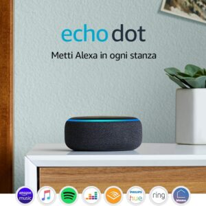 Echo Dot - Alexa