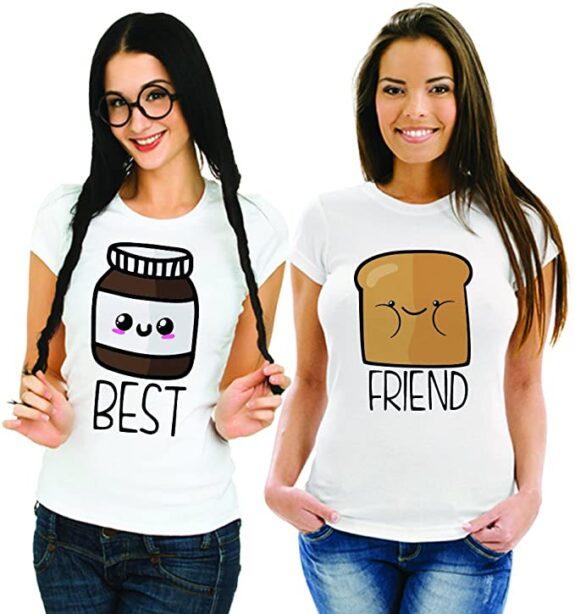 Magliette Best Friends