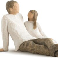 Statuina Padre Figlia