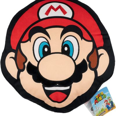 Cuscino Super Mario
