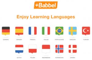 Babbel - Impara nuova Lingua