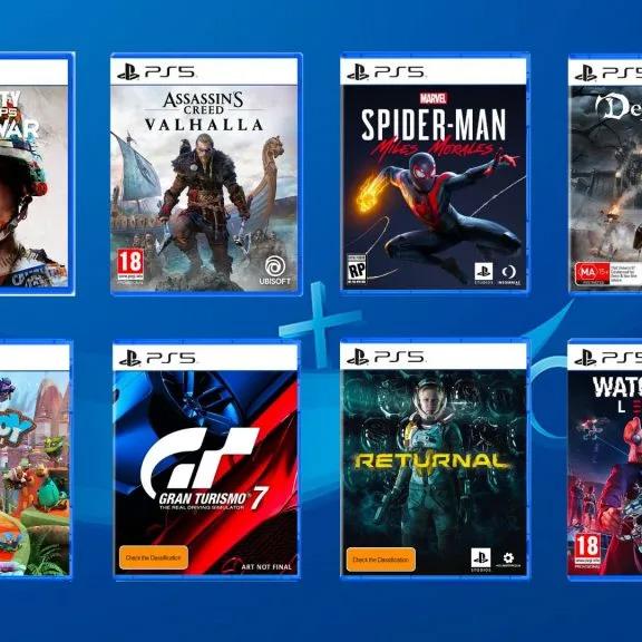 Gioco PlayStation 5