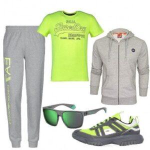 Abbigliamento Sportivo Uomo
