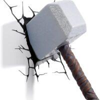 Lampada Martello di Thor