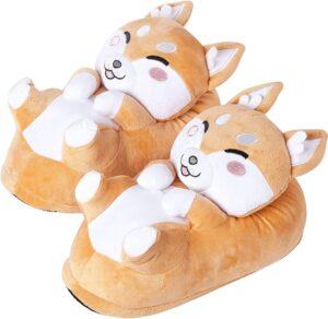 Pantofole Peluche Animali