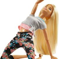 Barbie Bambola Snodata