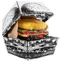 Calzini Hamburger