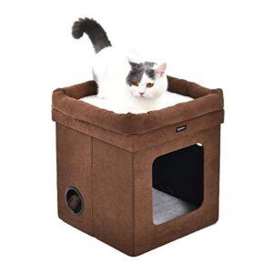 Cuccia pieghevole per gatto