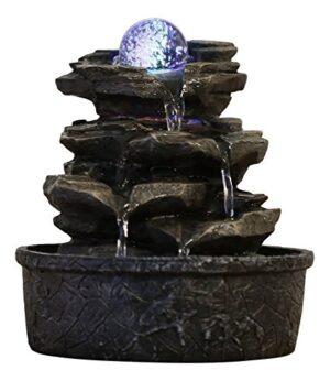 Fontana a Forma di Roccia