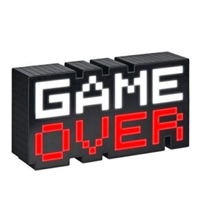 Lampada Game Over