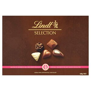 Lindt Chocolate Selection