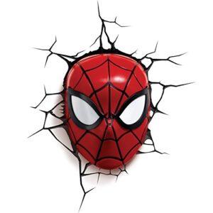 Luce da Muro 3D Spider Man