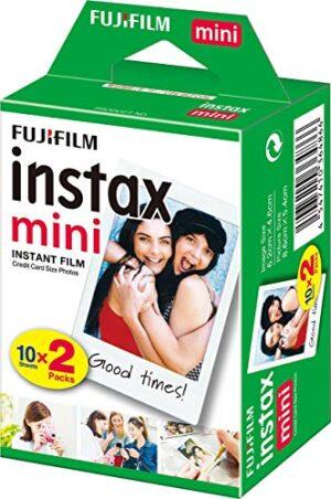 Pellicola istantanea per fotocamere Instax Mini