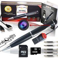 Penna con videocamera nascosta
