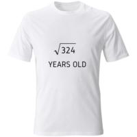 Maglietta 18 Anni