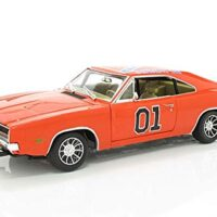 Modellino General Lee Dodge Charger 1969