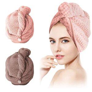 Asciugamani per Capelli Turbante