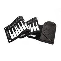 Tastiera musicale pieghevole